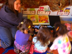 Preschool learning